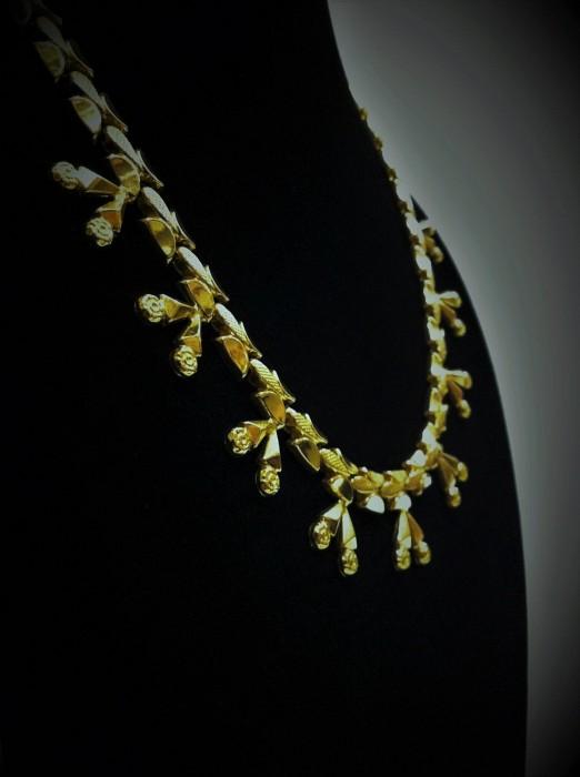 Vintage Golden Necklace
