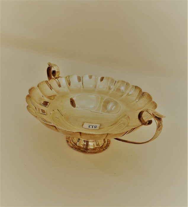 Small Silver Bowl