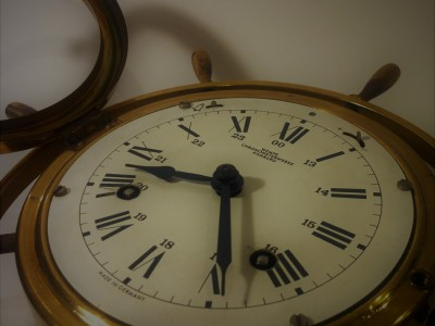 WEMPE SHIP CLOCK