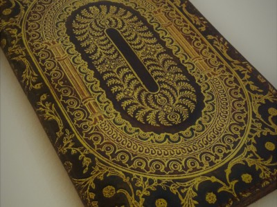 Wallet Gold Embroidery