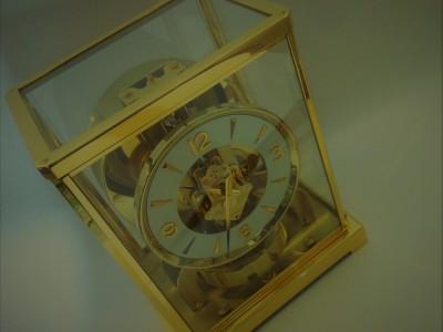 ATMOS Clock Jaeger - LeCoultre