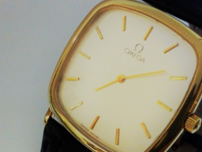OMEGA De Ville wrist watch
