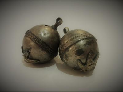 Button Silver ( Toka )