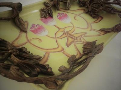 Art Nouveau Platter