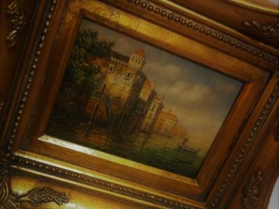 """Venice"" Painting"
