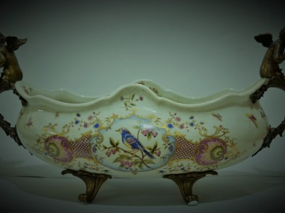Antique Fruit Bowl