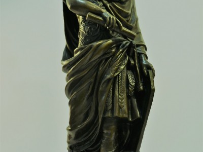 Bronze Sculpture of Caesar