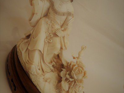 Female Figure Ivory