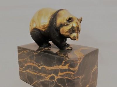 Panda Bear Sculpture