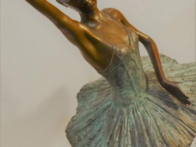 Bronze Ballerine