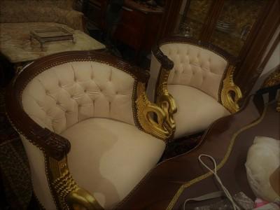 """""""Swan"""" armchair"""