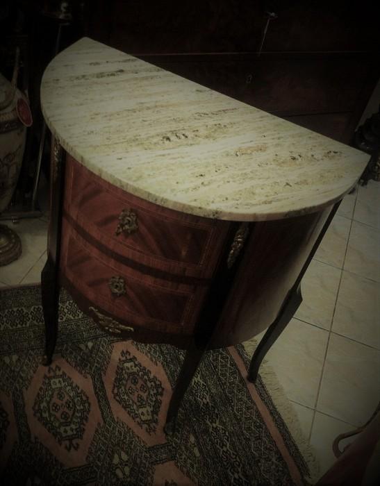 Side Table / Nightstand Luj XV