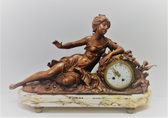 Mantel French Clock