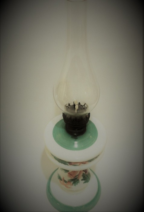 Oil Lamp Brevete L & B