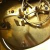 Mantel French Clock gilt-bronze