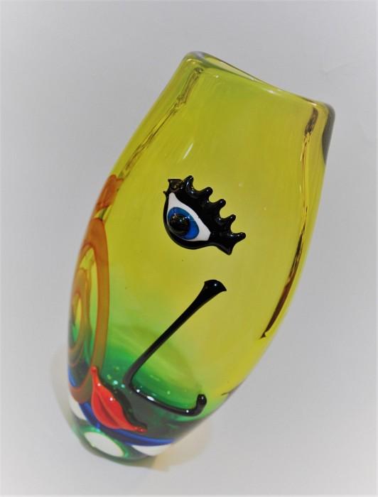 Vase Picasso Tribute