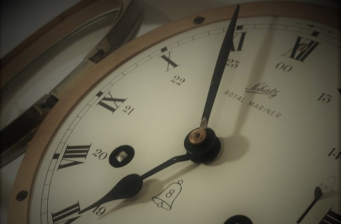 Schatz Ship Clock Royal Mariner