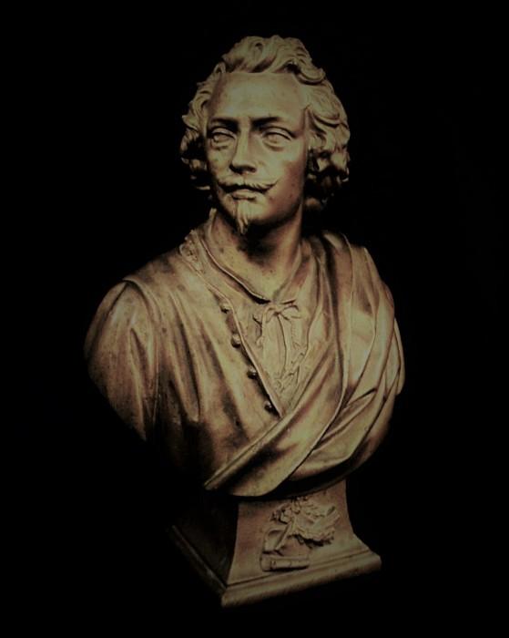 Bust Sir Anthony van Dyck (1599-1641)
